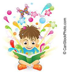 alegría, aprendizaje