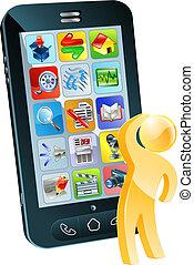 app, concepto