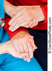 Ayudando a las manos