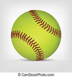 Bola de béisbol