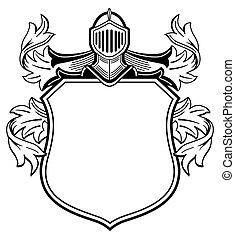 brazos, knight's, chamarra