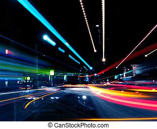 Calle Abstracto
