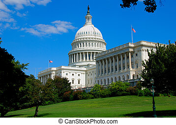 Capitol en Washington DC