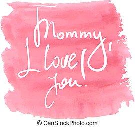 Cartas para el día de las madres