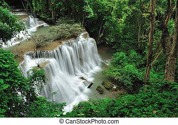 Cascada de Tailandia