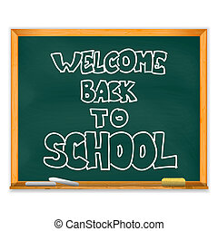 Chalckboard escolar