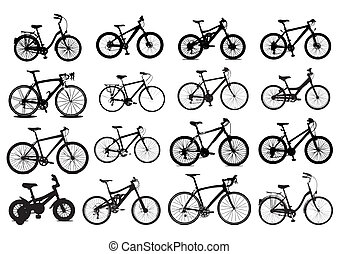 Ciclista de concono
