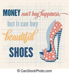 Cita los antecedentes tipicos sobre zapatos