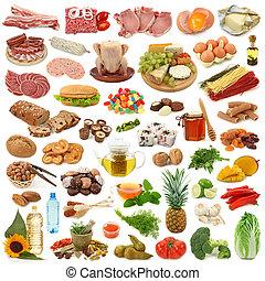 Colección de alimentos