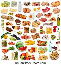 Colección de comida