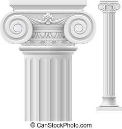 columna, romano