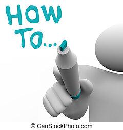Como asesor de asesores escribe instrucciones