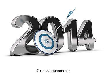 Concepto de negocios: objetivos de 2014