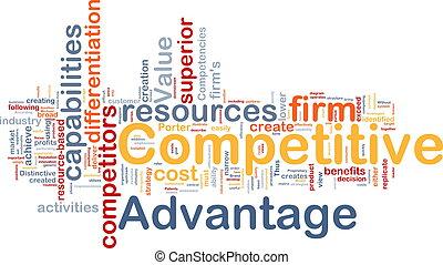 Concepto de ventaja competitiva