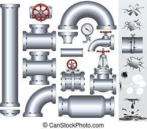 Conducto industrial
