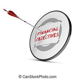 Conseguir objetivos financieros