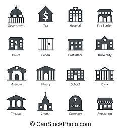 Construcciones gubernamentales
