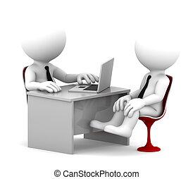 Consulta de oficina