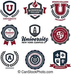Crestas universitarias