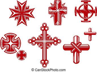 Cruces religiosos