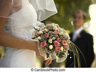 Día de bodas (Foto especial)