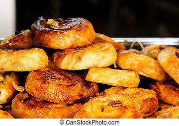 Desayuno pastelero - 01