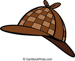 detective, sombrero