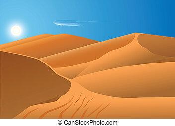 Duna del desierto