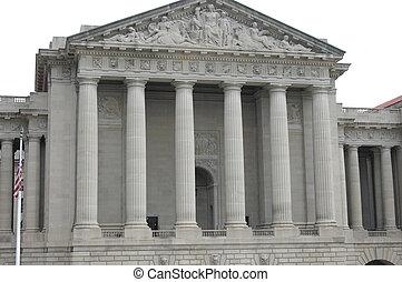 Edificio del gobierno