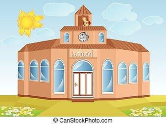 Edificio escolar