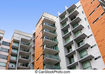 Edificio residencial moderno