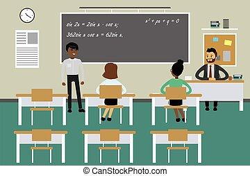 eduque muebles, educación, proceso