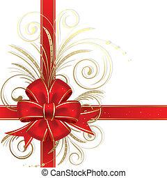 El arco de Navidad