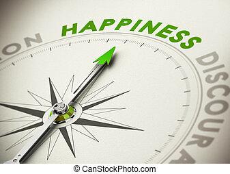 El concepto de felicidad