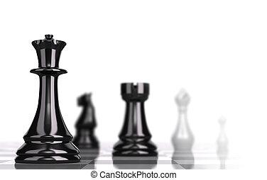 El concepto estratégico del ajedrez