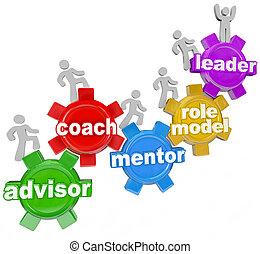 El consejero escolar te lleva a lograr objetivos