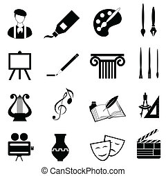 El icono de las artes
