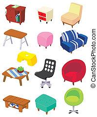 El icono de los muebles de cartón