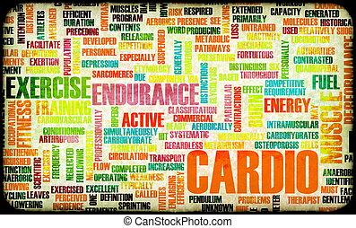 entrenamiento, cardio