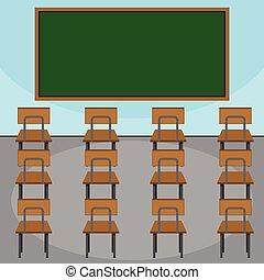 Escena de una clase