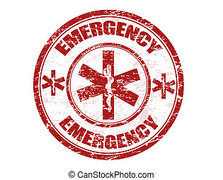 Estampilla de emergencia