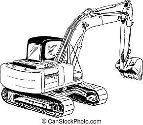 excavador