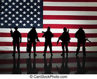 Fuerzas especiales militares