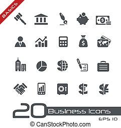 //, fundamentos, finanzas, empresa / negocio, y, iconos