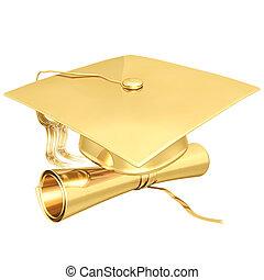 Graduación Gilded