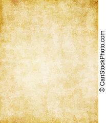 Grandes antecedentes de viejas texturas de papel