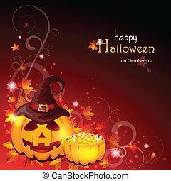 Historia de Halloween: EPS 10