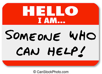 Hola, soy alguien que puede ayudar con las etiquetas