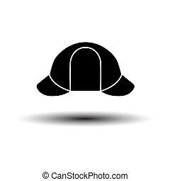icono, sherlock, sombrero