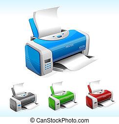 Impresora Vector